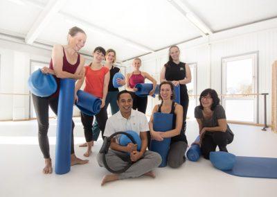 Pilates Salvadori in Ulm Gruppe